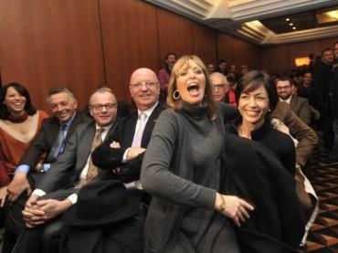 Mara Carfagna, Alessandra Mussolini, il TESTA DI CAZZO tv e il Partito della Vajassa