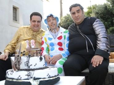 Se Massimo Ceccherini diventa regista di un film GAY: arriva La Mia Mamma suona il Rock