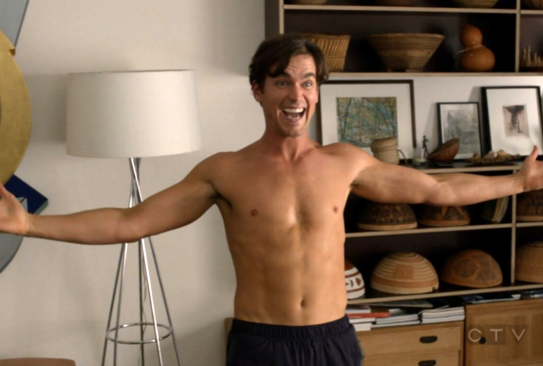 Matt Bomer in The New Normal Episode 1.12