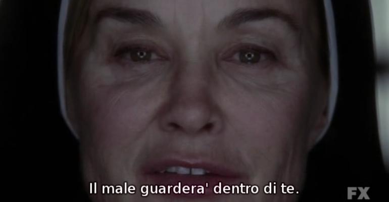 American Horror Story: Asylum – chiusura perfetta per una stagione da urlo