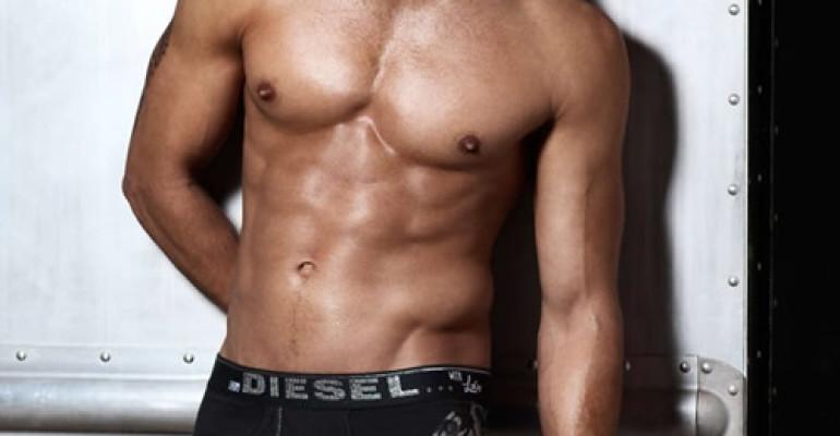 Garrett Neff & Adam Senn per Simons Beachwear & Underwear