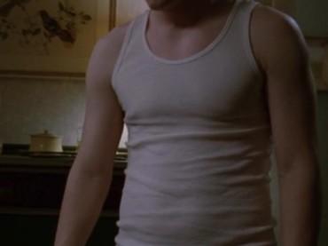 American Horror Story: Asylum – ecco Evan Peters in mutande