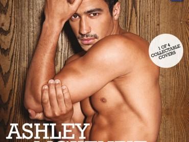 Anche il pugile Luke Campbell ed il judoka Ashley McKenzie nudi su GAY TIMES