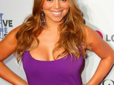 Mariah Carey è a dieta e mangia solo cibi viola