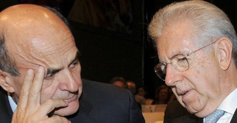 Mario Monti e la famiglia: solo uomo e donna – Bersani e i gay: si ad omogenitorialità e coppie di fatto alla tedesca