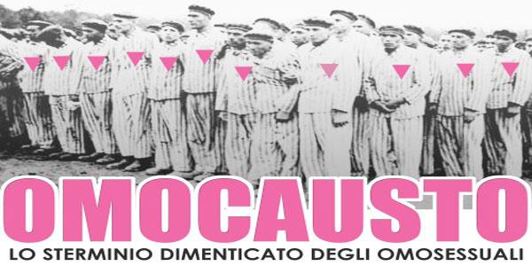 Risultati immagini per olocausto gay