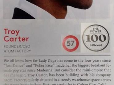 Artpop di Lady Gaga uscirà a fine 2013 – parola di Troy Carter