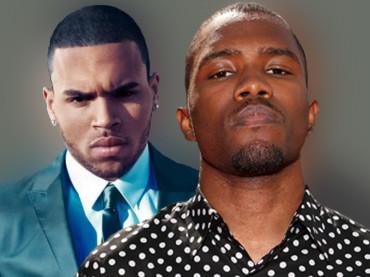 Chris Brown contro Frank Ocean: faggot ti sparo
