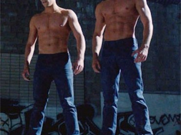 Da Desperate Housewives a TEEN WOOLF: Charlie e Max Carver muscolosi