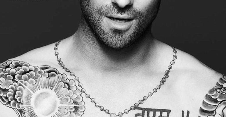 Adam Levine si spoglia su 7 Hollywood