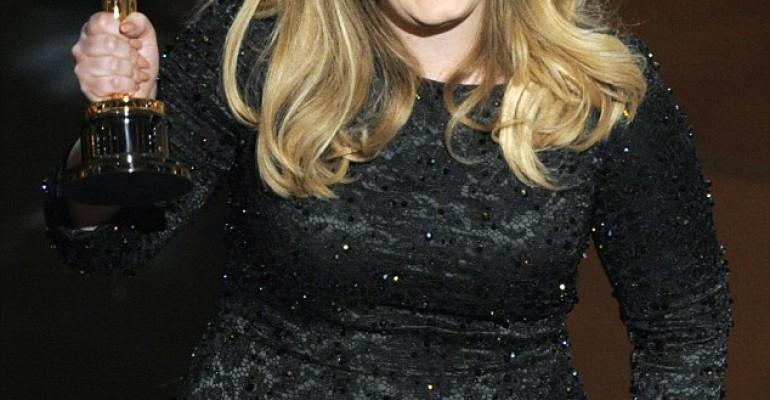 Adele Premio Oscar per Skyfall – ecco tutti i vincitori