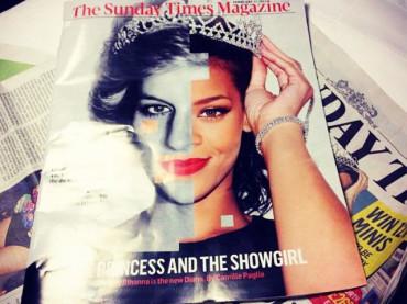 Rihanna è la nuova PRINCIPESSA DIANA?!?