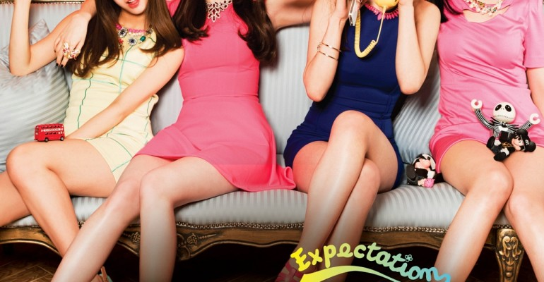 K-Pop Mania: GIRL'S DAY boom con EXPECTATION – video ufficiale