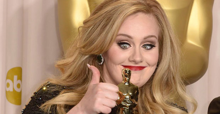 Adele smentisce il SUN: ma quale crisi con  Simon Konecki