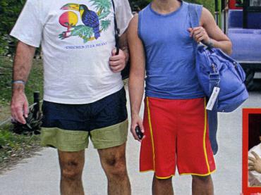 Alessandro Cecchi Paone e Massimo Francese: è amore