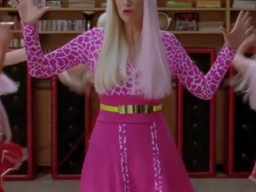 Glee 4: Sue Sylvester diventa Nicki Minaj – il video