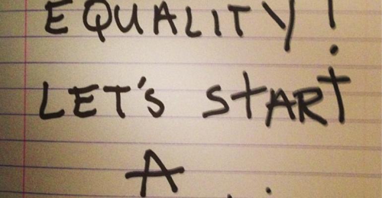 Anche Madonna ribadisce il suo sì ai matrimoni gay