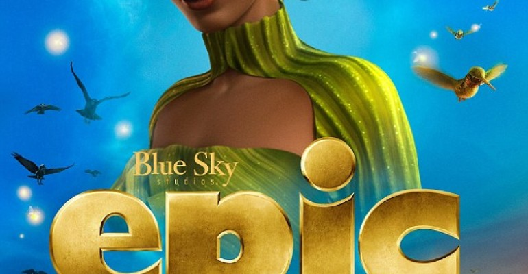 Epic – primo poster con Beyonce 'protagonista'