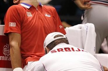 Novak Djokovic e lo scatto più ambiguo dell'anno