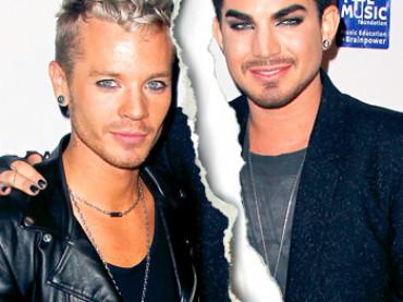 Adam Lambert è tornato single: è finita con Sauli Koskinen