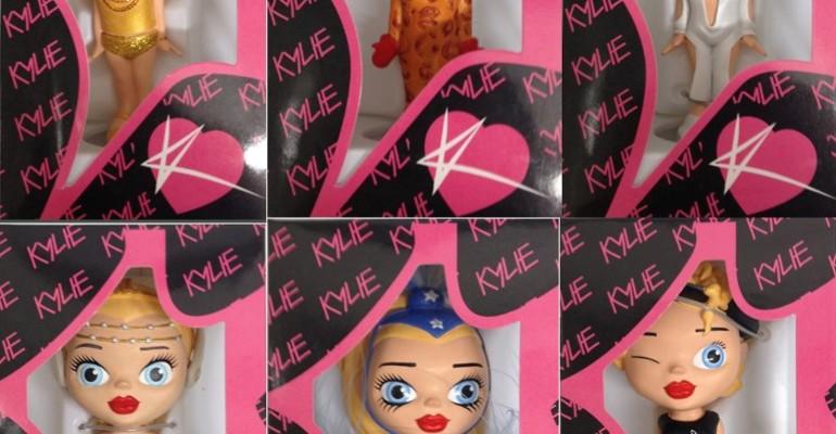 Arrivano le bambole di Kylie Minogue