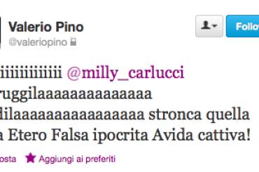 Amici boom anche se registrato: Valerio Pino contro Maria De Filippi su Twitter