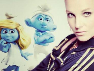 OOH LA LA di Britney Spears: ecco TUTTA la canzone dei Puffi 2