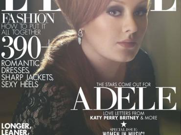 Adele favolosa su ELLE: album in arrivo