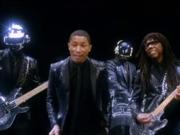 Daft Punk con Get lucky (feat. Pharrell Williams) – ecco tutta la canzone