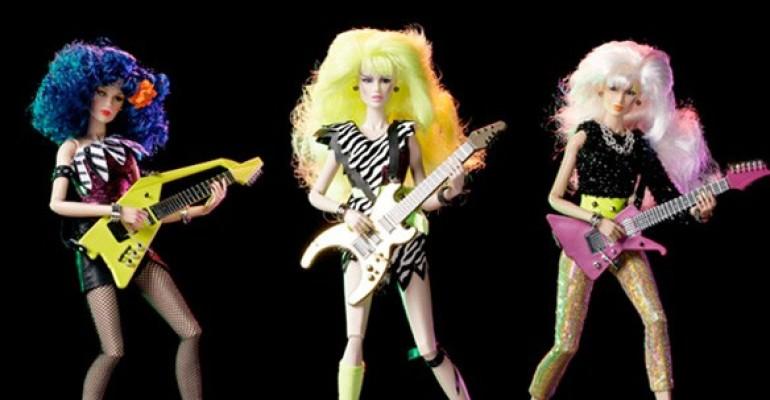 Dopo Jem e le Hologram tornano anche le bambole delle Misfits