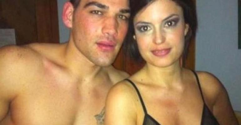 Nando Colelli e Sara Tommasi: arriva il porno – prima foto