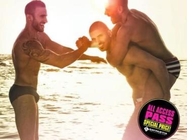 Tel Aviv Pride 2013 – canta Arisa feat. Omer Adam