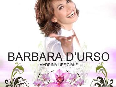 Barbara d'Urso MADRINA GAY dei Magazzini Generali
