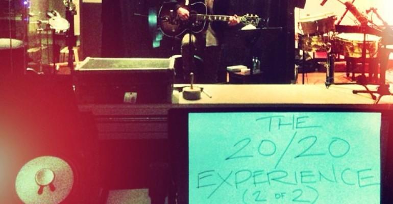 The 20/20 Experience PARTE 2 di Justin Timberlake uscirà il 30 settembre