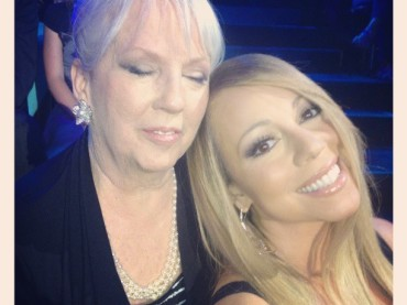 Signore e signori: la madre di Mariah Carey