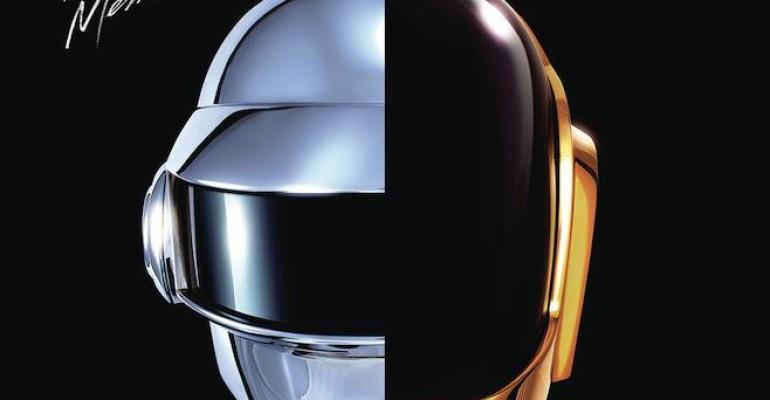 Random Access Memories dei Daft Punk: ecco tutto l'album