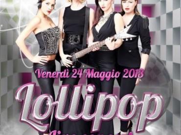 Lollipop a Muccassassina il 24 maggio – arriva il disco