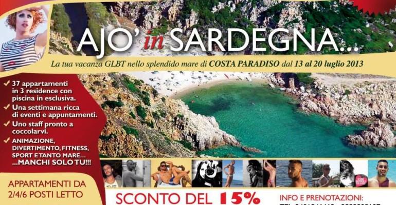 Anche la Sardegna diventa meta gay