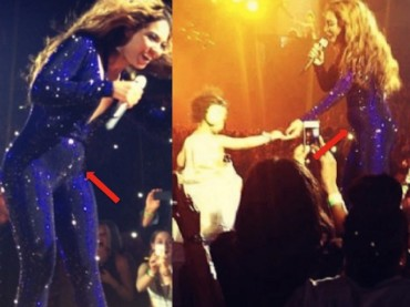 Rumor un cazzo: Beyonce è DAVVERO incinta (+ leak RISE UP)