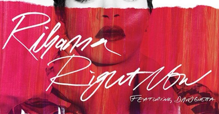 Nuovo singolo da Unapologetic per Rihanna: arriva Right Now