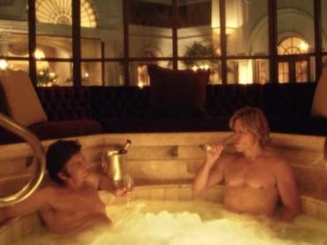 Behind the Candelabra: ecco Matt Damon nudo