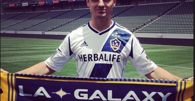 Robbie Rogers torna a giocare: è il primo calciatore gay nella Storia del campionato americano