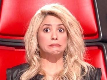 The Voice Usa: Shakira puntualizza – sono io che me ne sono andata