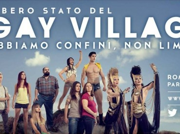 Gay Village 2013: ecco la sigla