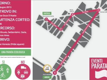 Milano Pride 2013: al via insieme a Bologna, Cagliari, Catania e Napoli