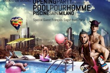 Festa gay in piscina: la Lega contro Pisapia (ma fa autogoal)