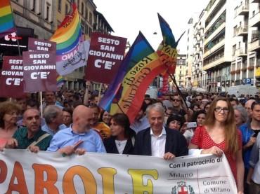 Milano Pride 2013: cronaca di un successo