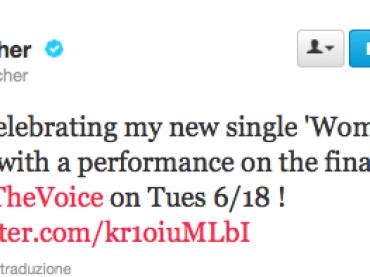 Cher is back con Woman's World: cover + live per la finale di The Voice