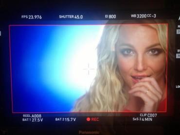 Ooh La La di Britney Spears: prima immagine dal video ufficiale de I Puffi 2