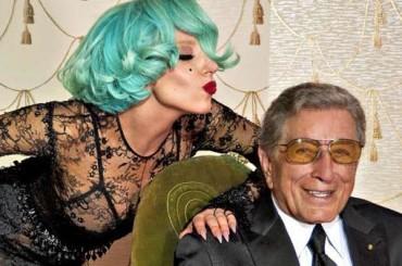 Cheek To Cheek di Lady Gaga e Tony Bennett supera il milione di copie vendute